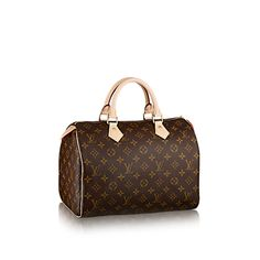 LOUIS VUITTON - Speedy 30 (LG) MONOGRAM Handbags