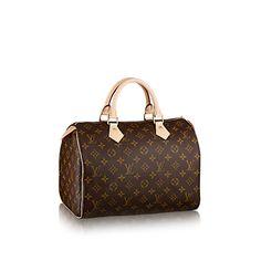 LOUIS VUITTON - Speedy 30 (LG) MONOGRAM Handbags