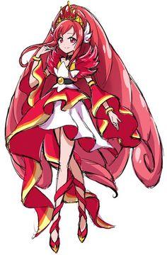 Cure Scarlet/Akagi Towa/Towa-chi/Twilight