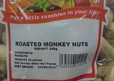 18 Strange and Funny Food Packing and Label Fails: 18 Strange and Funny Food Packing and Label Fails