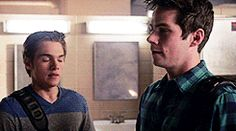 Oh Liam and Stiles
