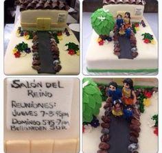 Kingdom Hall cake