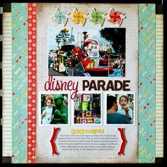 Disney Parade *WIP Kits* by NancyDamiano @2peasinabucket