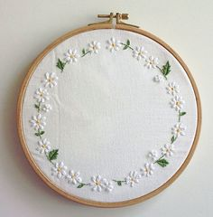 Embroidery On Clothes Embroidery Fashion Modern Embroidery Embroidery Art Ribbon Embroidery Embroidery Designs Cross Stitch Embroidery Embroidery For Beginners Embroidery Needles Hand Embroidery Videos, Flower Embroidery Designs, Creative Embroidery, Simple Embroidery, Hand Embroidery Stitches, Modern Embroidery, Embroidery Hoop Art, Ribbon Embroidery, Embroidery Fashion
