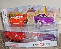 @Disney Infinity Cars Play Set Must Have Holiday Gift