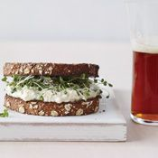 National Soyfoods Month- Recipe #22 - Tofu-Salad Sandwiches