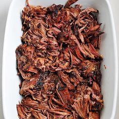 Basalmic Roast Beef @keyingredient #honey #slowcooker