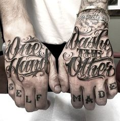 Weise kriminelle Tätowierungen Wise Criminal Tattoos Criminal tattoos are a completely different category in the world of tattooed men and women. Tattoos were used to … Tattoo Designs Gangster Tattoos, Dope Tattoos, Trendy Tattoos, Leg Tattoos, Body Art Tattoos, Sleeve Tattoos, Badass Tattoos, Ankle Tattoo, Tattoo Name Fonts
