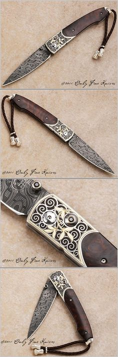 William Henry, B05 Custom 110310, Only Fine Knives..5000