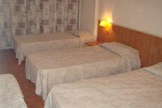 Pokoje w hotelu - obozy młodzieżowe w Bułgarii - biuro podróży Euro Pol Tour