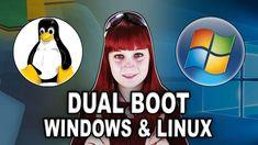DUAL BOOT - Cómo Tener Windows y Linux Juntos (en el mismo pc)
