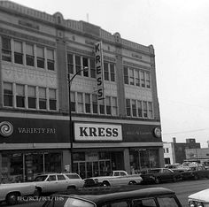 """S.H. Kress Photos - Once in awhile we'd go """"downtown"""" to Kress store. Exciting for me!"""