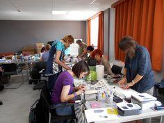in Belgium. may 2016 Workshop in Belgium. may in Belgium. may May, Belgium, Workshop, Atelier, Work Shop Garage