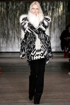 Altuzarra Fall 2012 Ready-to-Wear Collection Photos - Vogue