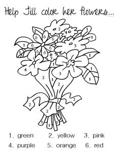 Print these free coloring pages for the kids at your wedding