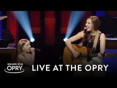 Lennon and Maisy sing Ho Hey from the Lumineers on ABC's Nashville. For promotional purposes only. Music will always be about the quality, not the quantity...