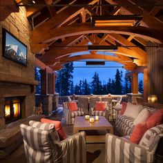 Chalet in Montana by Locati Architects