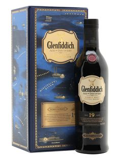 Glenfiddich Age of Discovery Bourbon Cask 19 year (£99)