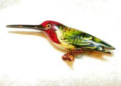 Takahashi Hummingbird. Beautiful workmanship. Inspiring story.