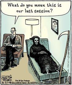 Psychology humor. Dan Piraro. I would love this printed on a t shirt lol