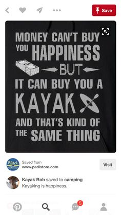 Find out my marvelous kayak accessories here. Marvelous My Kayak Accessories. Camping En Kayak, Kayak Fishing Tips, Canoe And Kayak, Jeep Camping, Fishing Stuff, Canoe Trip, Camping Tips, Fishing Boats, Kayaking Quotes