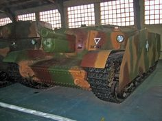 Zrinyi II - a Hungarian self-propelled assault gun inspired by the German Sturmgeschütz, armed with a 105 mm howitzer, providing close support to the infantry and deterring tanks with sheer high explosive power. Army Vehicles, Armored Vehicles, Self Propelled Artillery, Defence Force, Military Equipment, Luftwaffe, War Machine, World War Ii, Ww2