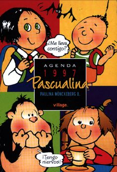 Agenda Pascualina 1997. Peanuts Comics, Snoopy, Fictional Characters, Art, Rabbit, Stencils, Memories, Day Planners, Cover Pages