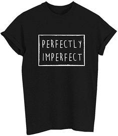 DANVOUY Women's Summer Short Sleeve Graphic Casual Teen Girl Tops Tee T-Shirt Black Large at Amazon Women's Clothing store: Funny T Shirt Sayings, T Shirts With Sayings, Funny Shirts, Cool T Shirts, T Shirt Design Maker, Shirt Logo Design, Shirt Designs, Diy Shirt, Printed Shirts
