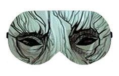 Groot Guardian Of The Galaxy Sleep Sleeping Eye Mask Masks Blindfold Sleepmask Eyemask Eyes Shade Shades cover Slumber Slumbers Gift Present by venderstore on Etsy