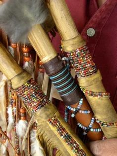 Sioux pipes