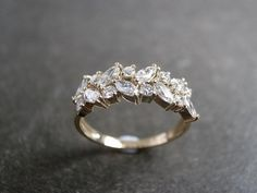 100 Simple Vintage Engagement Rings Inspiration (39)