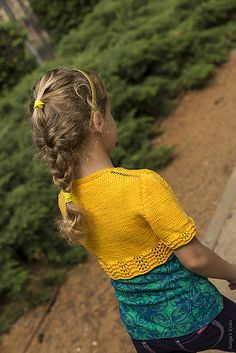 Ravelry: Miss Sunshine pattern by Victoria Groger