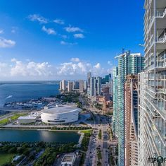 Ocean views... By @topflight_photography #miami #oceanviews