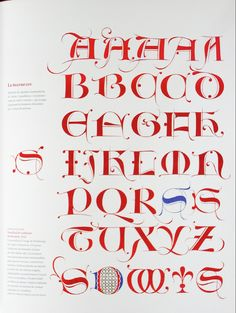 Type design information compiled and maintained by Luc Devroye. Hand Lettering Alphabet, Script Lettering, Calligraphy Letters, Typography Letters, Graffiti Lettering, Creative Lettering, Lettering Styles, Lettering Design, Illuminated Letters