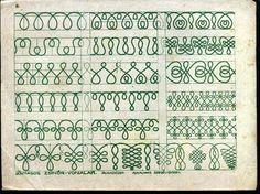 Great border designs!