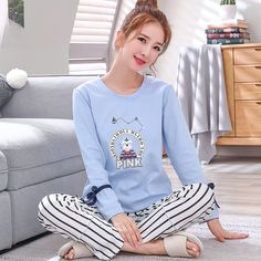 Soft with beautiful design these Cute Animal Print Pajama Sets will take your sleep over style to the next level. Size S M L XL XXL XXXL Bust - Shoulder - Sleeve - Length - Pant Length - Pajamas For Teens, Cute Pajamas, Girls Pajamas, Comfy Pajamas, Night Suit For Girl, Night Dress For Women, Casual Work Outfits, Girl Outfits, Fashion Outfits