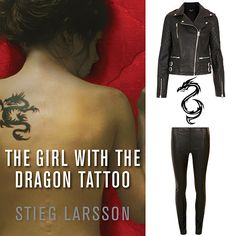 Halloween costume idea: Lisbeth Salander, The Girl With the Dragon Tattoo