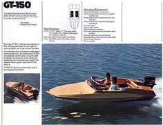 1979 Glastron GT-150