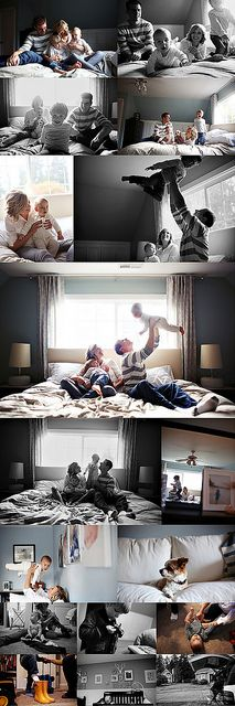 seattle family photographer by andrea.hanki, via Flickr  just love this color scheme! they have such great taste