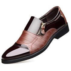 0ffb330eb0d ⭐Tap the link to shop⭐Blivener Men s Pointed Toe Pleather Dress Shoes  Casual Oxford