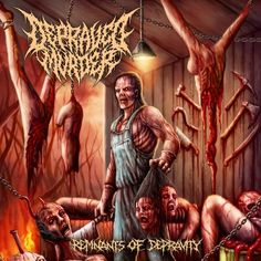 Depraved Murder – Remnants Of Depravity (2015)