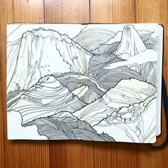 Northern China, 2010 Irtysh Riverside. I'm drawing the surrounding mountains while sitting with Hayden Kennedy. Me: Hayden, here's a sketchbook. Draw with me. Hayden: what!? I haven't drawn since high school. Me: nice, so last year, then. It's easy, just hold this pen and move it around on this paper. Hayden: okay fine. (Hayden then draws his masterpiece- scroll right) /////  love you forever little bro. You will be missed on this planet. I know you'd never see any of this ever anyways si...