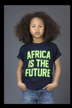 ★☯★ ☽ #Africa is the #Future | #People
