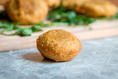Maakouda – Moroccan Potato Beignet — My Moroccan Food Potato Puffs, Potato Cakes, Deep Fried Recipes, My Favorite Food, Favorite Recipes, Roasted Almonds, Cake Ingredients, Beignets, Desert Recipes