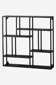 Hyller og oppbevaring online - Ellos.no Shelving, Bookcase, House, Furniture, Design, Home Decor, Apartment Ideas, Decoration, Decorate Bookcase