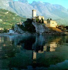 Regionen am Gardasee | Scaligerburg Malcesine