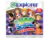 I'm learning all about LeapFrog Enterprises Inc. Explorer Game Cartridge: LeapSchool Reading at @Influenster!