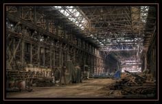 Birdsboro Steel, Birdsboro PA - where my great-great-grandpa worked