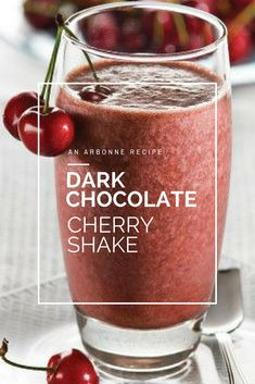 Ingredients: 2 scoops of Arbonne Essentials Chocolate Protein Shake Mix OR 3 scoops of Arbonne Essentials Chocolate Protein Shake Mix Meal Replacement 1 Scoop of Daily Fibre Boost Handful of frozen dark cherries 9 oz. of water Ice Instructions: Pour Arbonne Essentials Chocolate Protein Shake Mix into a blender Add Arbonne Essentials Daily Fibre Boost Add frozen dark cherries Pour in water and add a handful of ice Blend to desired consistency and enjoy!