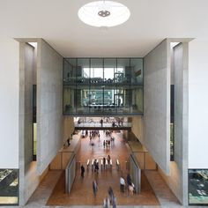 New University of the Arts London campus, home of Central Saint Martins College of Arts and Design by Stanton Williams